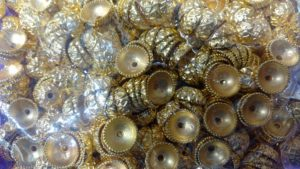 silk thread jewellery images with price