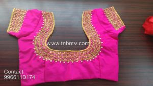 maggam work blouses with price