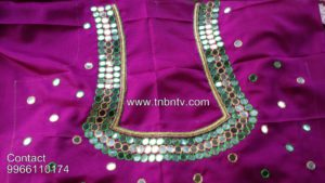 aari work wedding blouse designs